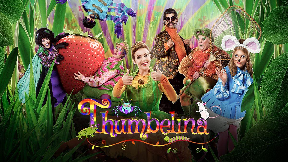 Cbeebies Thumbelina - Episode 07-09-2019