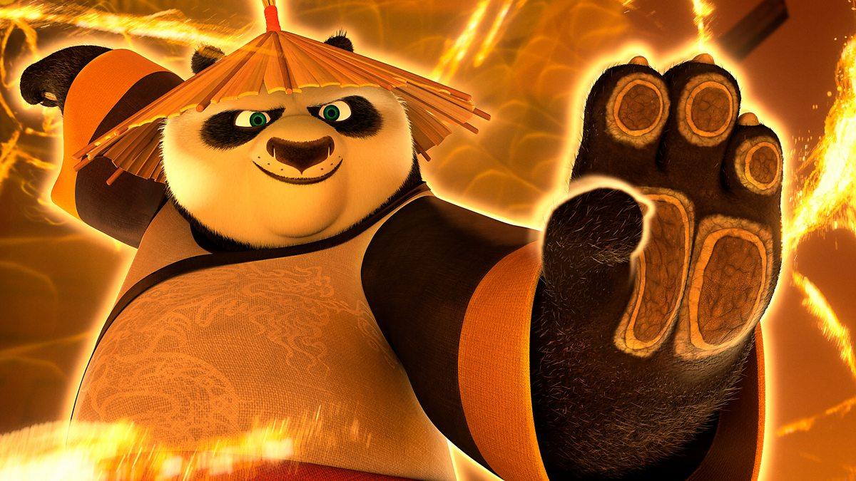 Kung Fu Panda 3 - Episode 26-12-2019