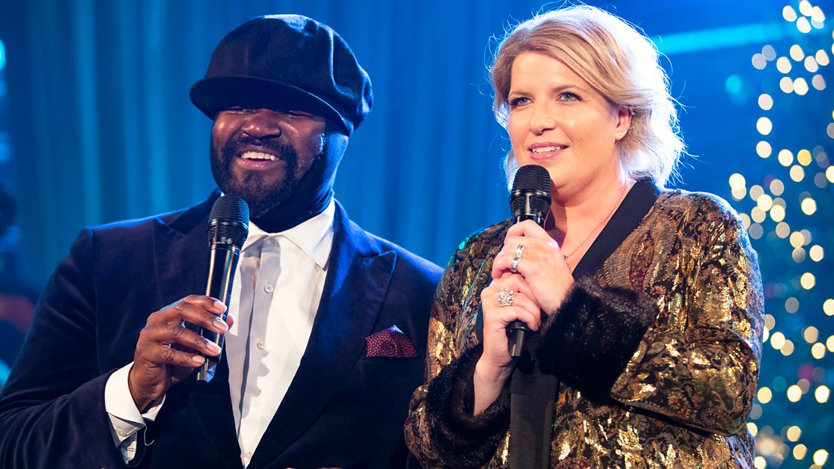 Merry Christmas Baby - With Gregory Porter & Friends - Episode 25-12-2019