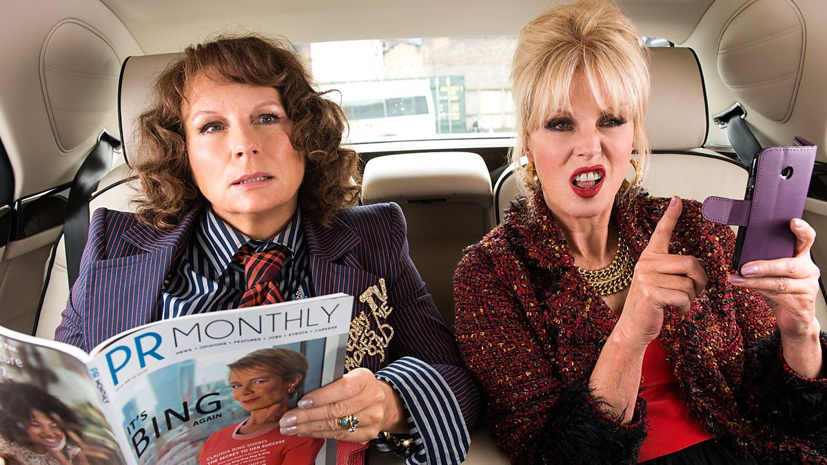 Absolutely Fabulous: The Movie - Episode 11-01-2020