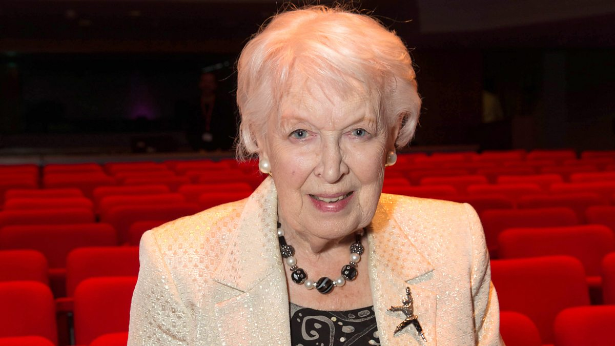 Watch June Whitfield (born 1925) video