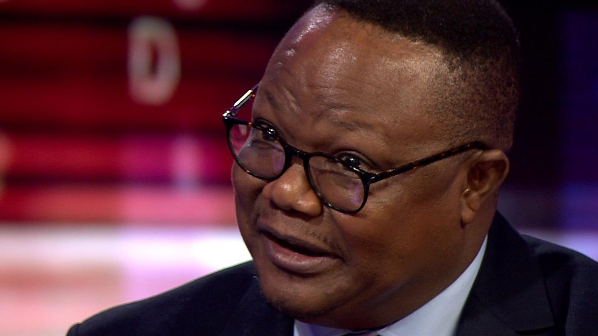 BBC World News - HARDtalk, Tundu Lissu MP