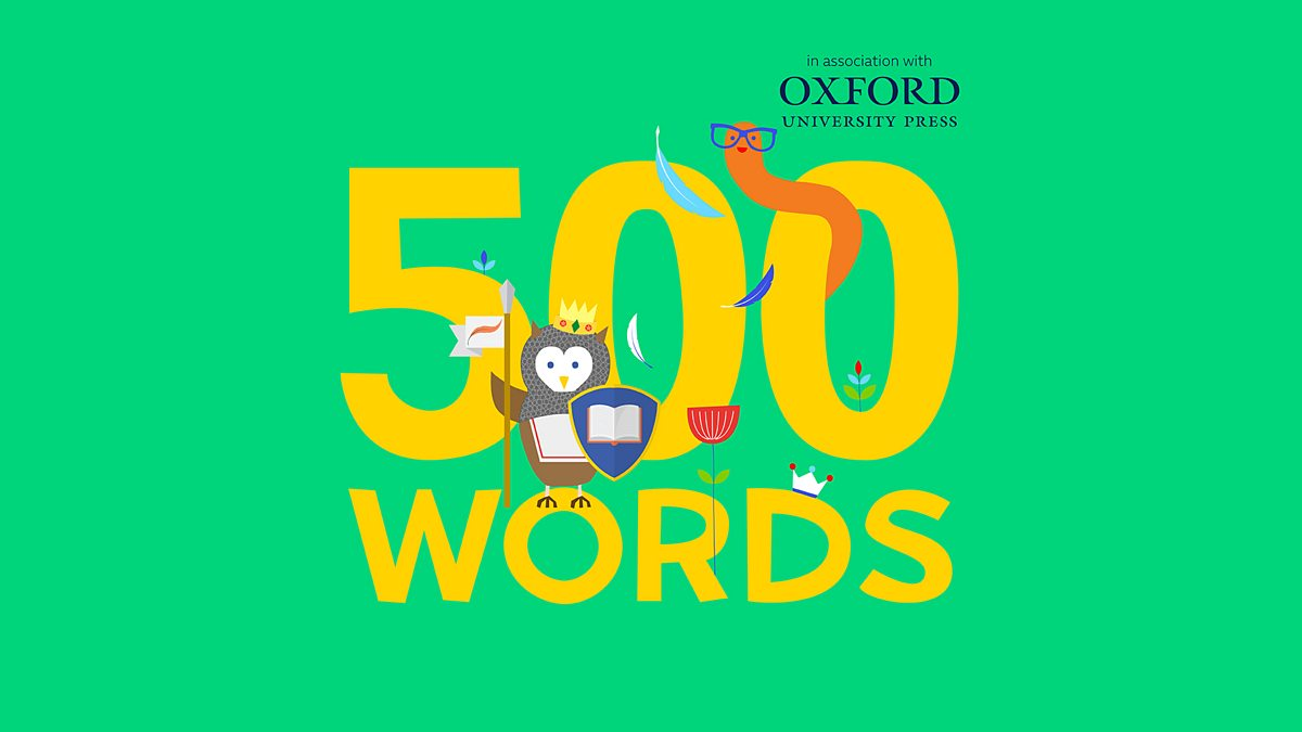Image result for bbc 500 words competition 2019