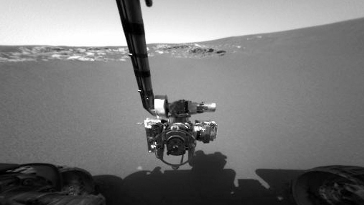 mars rover mission ends - photo #15