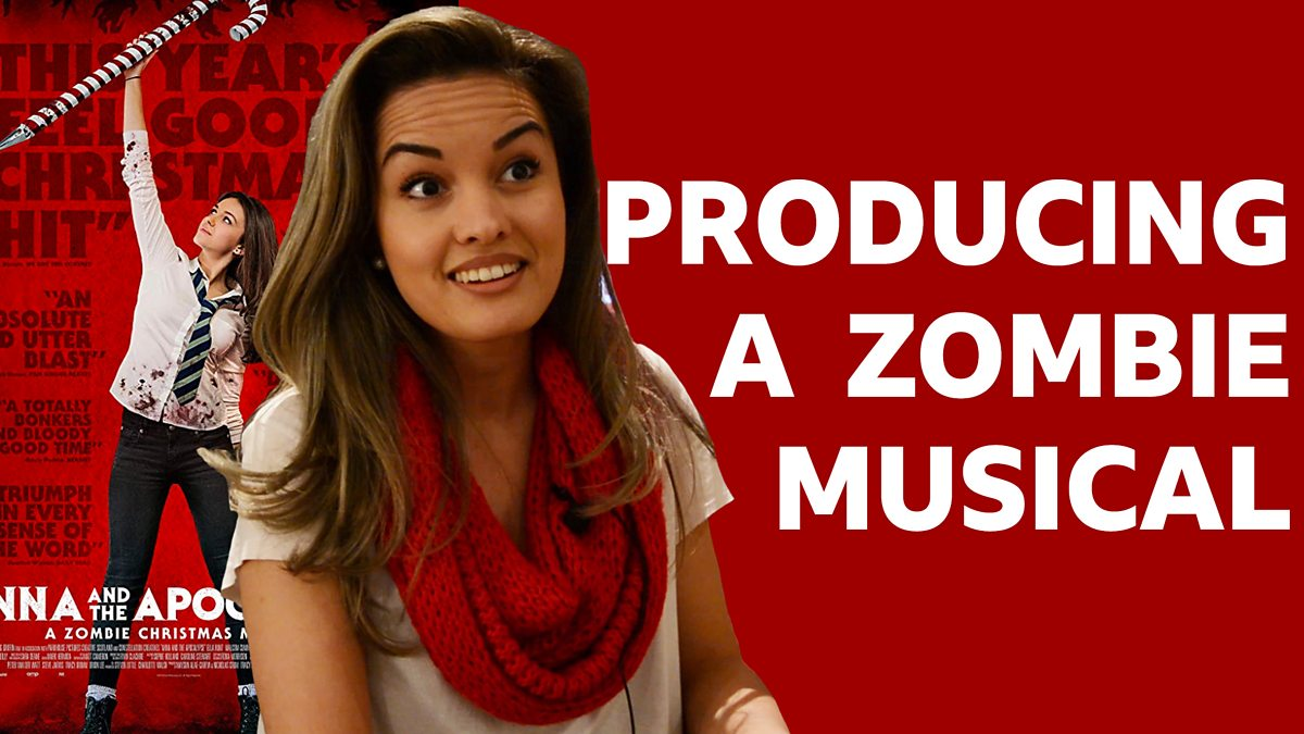 Zombie Christmas Musical.Bbc The Social Scotland Working On Anna And The