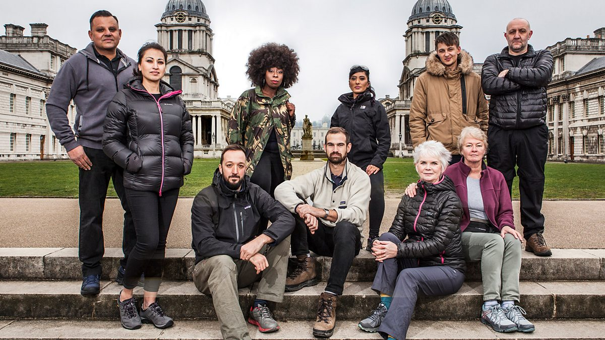 Image result for Race across the world iplayer
