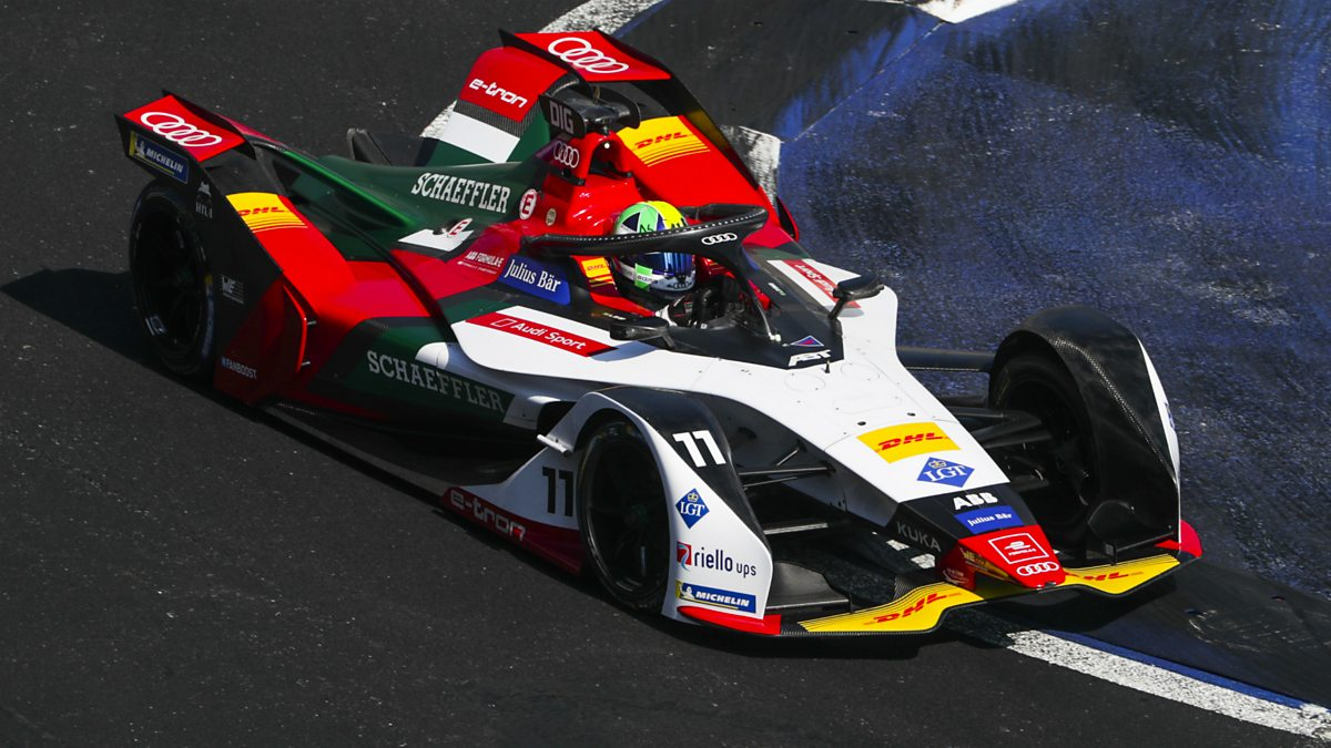 Formula E - 2018-19 Championship: Hong Kong E-Prix thumbnail