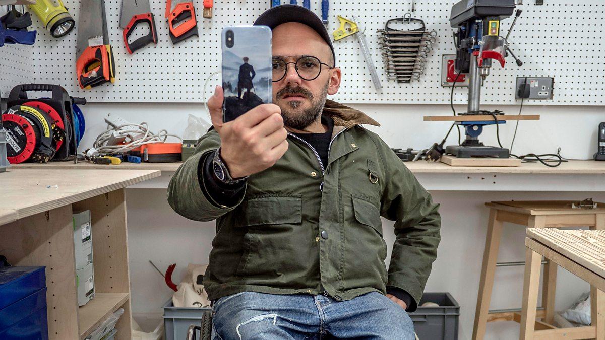 Me, My Selfie And I With Ryan Gander - Episode 18-02-2020