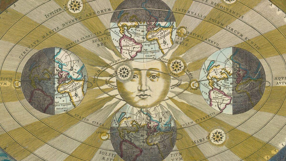 BBC Radio 3 - Sunday Feature, Harmony of the Spheres