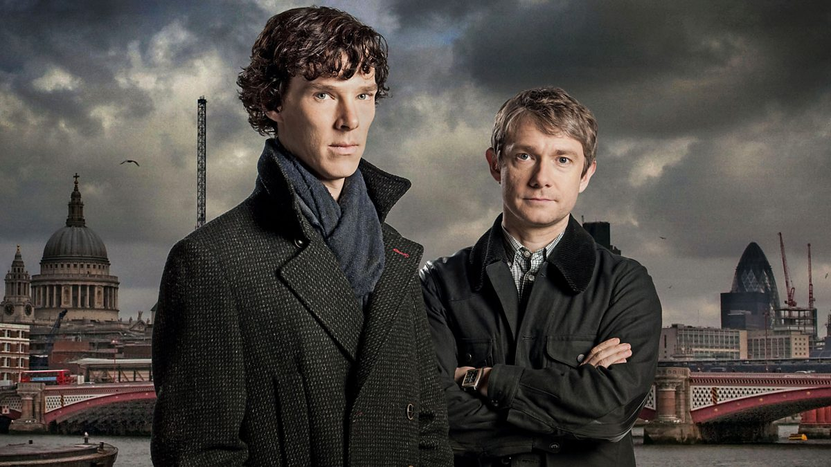 BBC One - Sherlock, Series 1, A Study in Pink