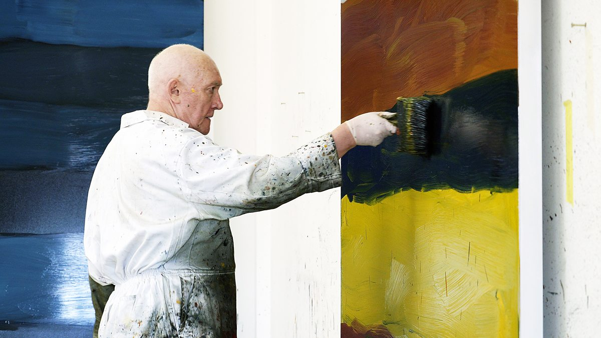 Unstoppable: Sean Scully And The Art Of Everything - Episode 30-06-2020