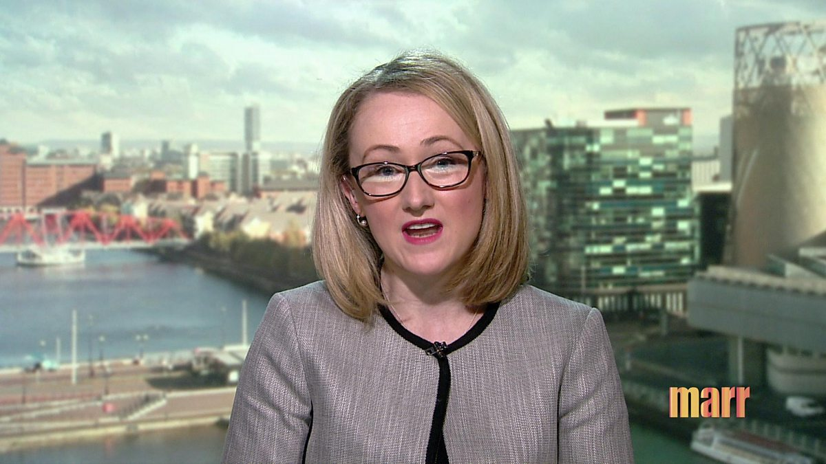 The Andrew Marr Show, 07/04/2019, Rebecca Long