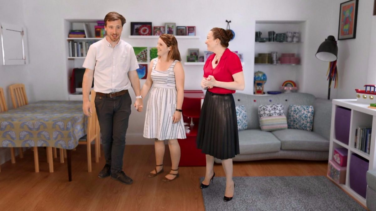 Your Home Made Perfect, Series 1, Episode 1