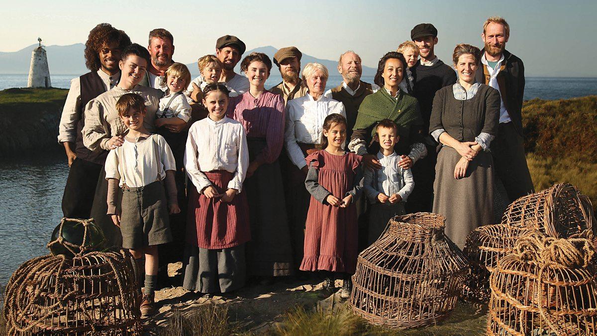 BBC One - The 1900 Island