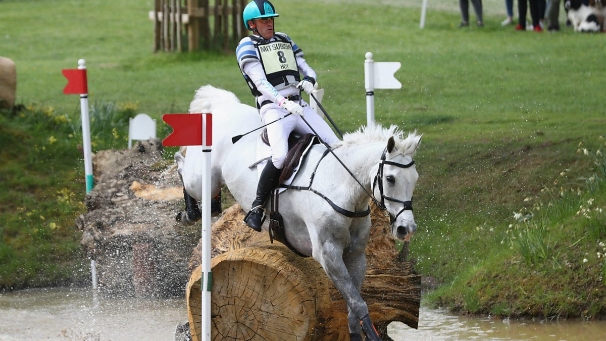 Bbc Sport Badminton Horse Trials 2019 Cross Country