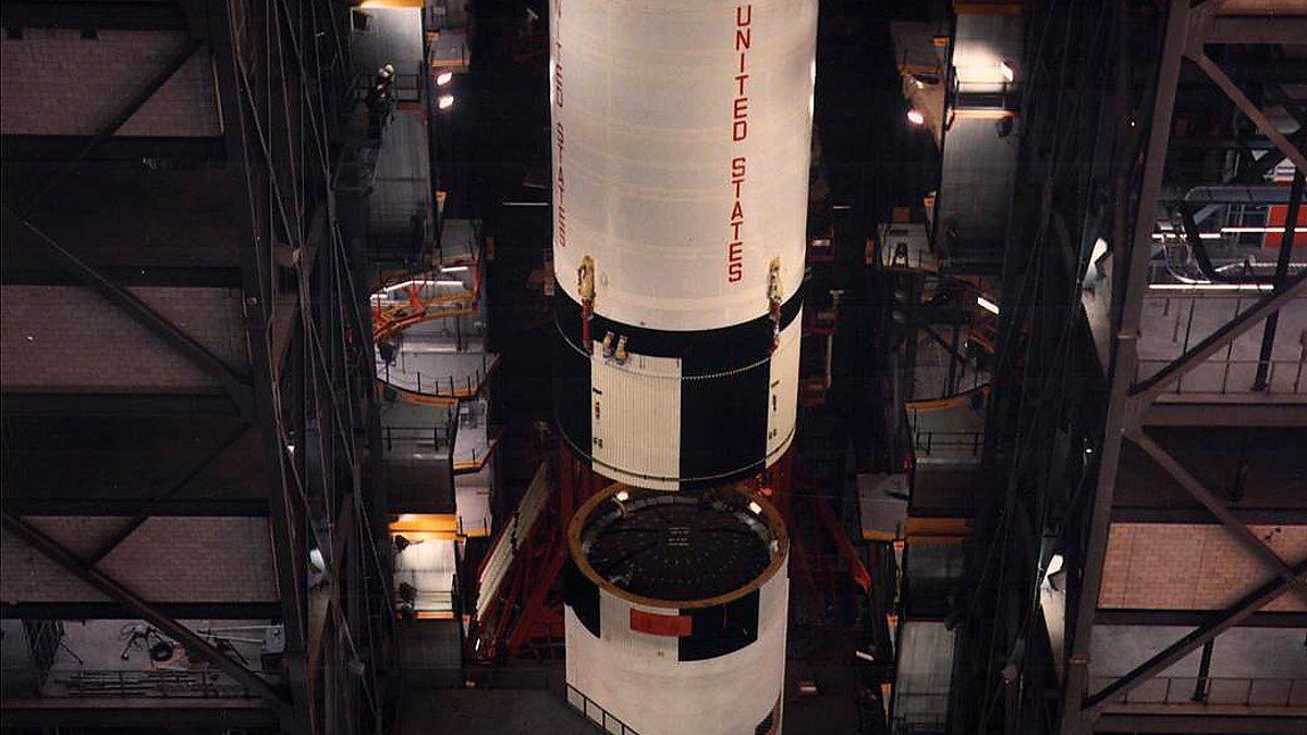 apollo 11 space mission bbc - photo #36