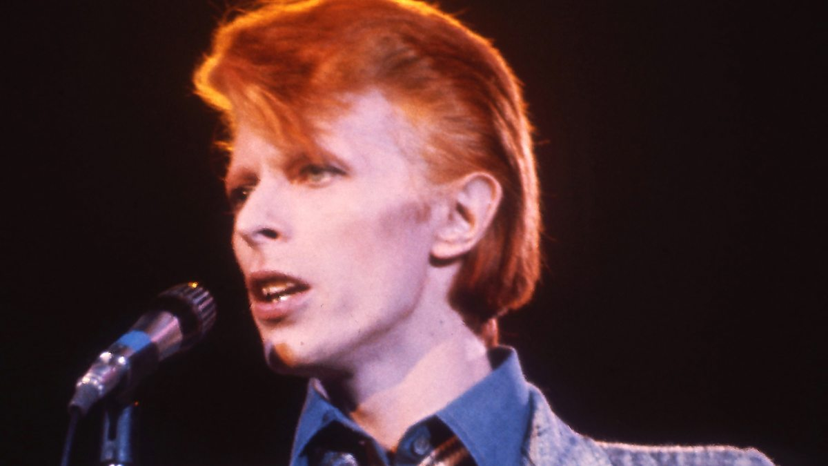 Bbc Radio 2 One Giant Step David Bowie S Space Oddity