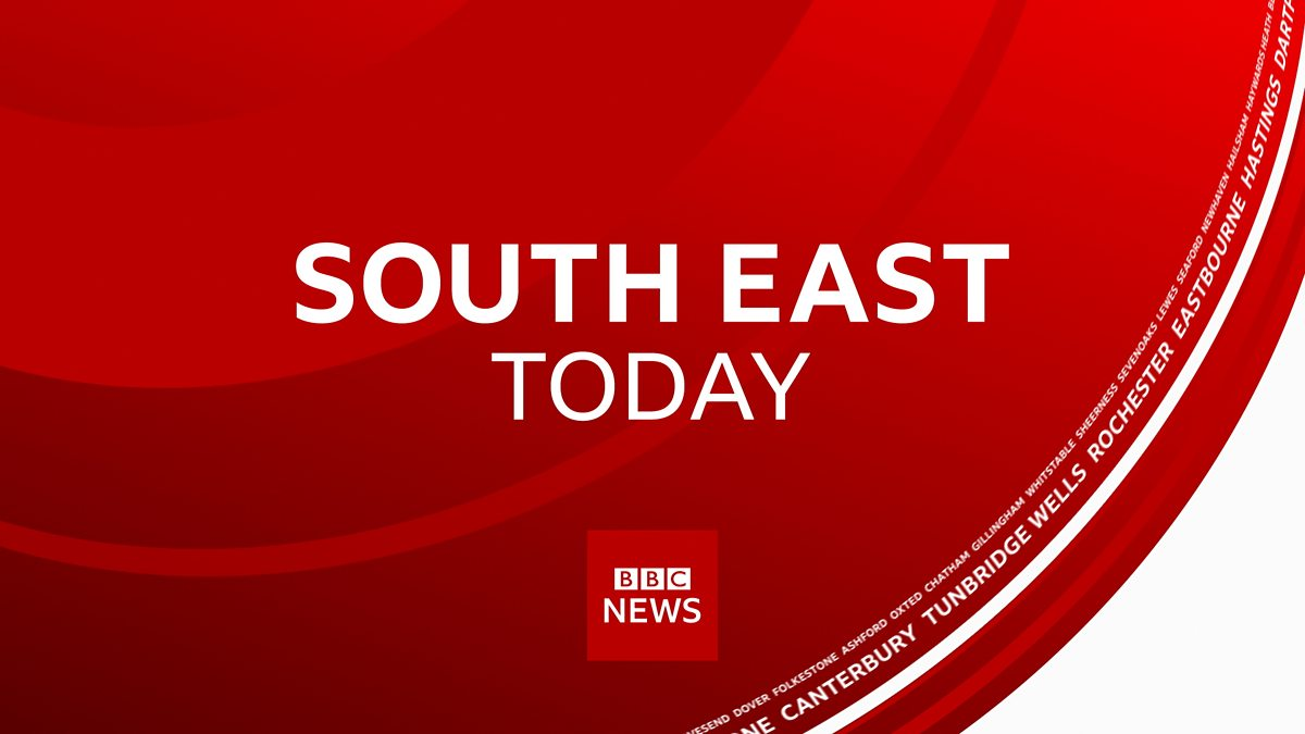 BBC One - South East Today, Evening News, 16/01/2018