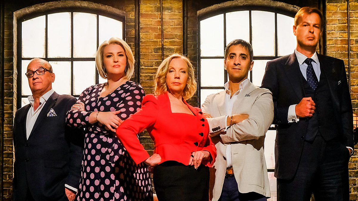 BBC Two - Dragons' Den - Episode guide