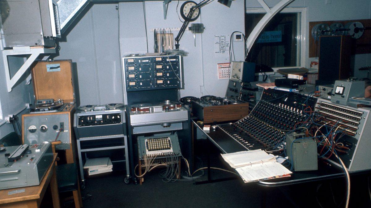 BBC Radio 3 - Late Junction, DIY radio and imaginary folk