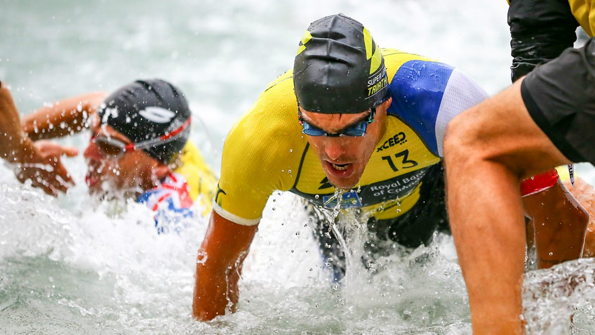 BBC Sport - Triathlon, 2019/20, Super League Triathlon ...