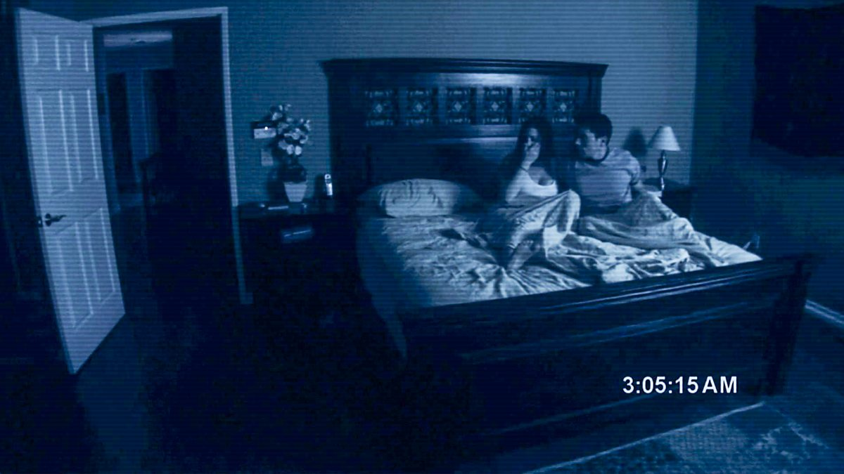 Paranormal Activity reboot - the super scary found footage films are back!