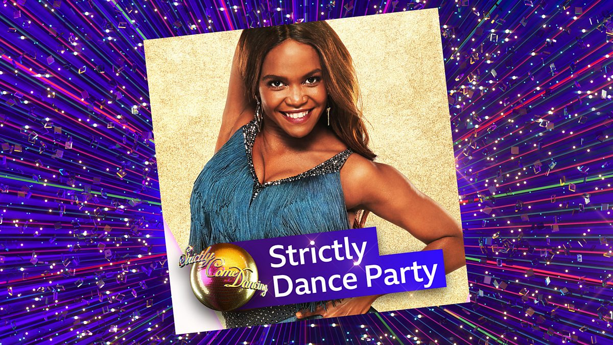 BBC Radio - Strictly Dance Party, Strictly's Oti Mabuse ...
