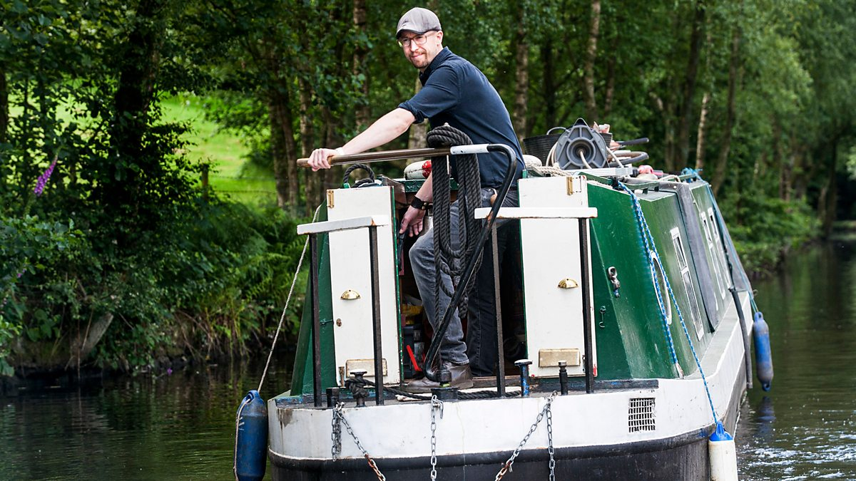 Canal Boat Diaries