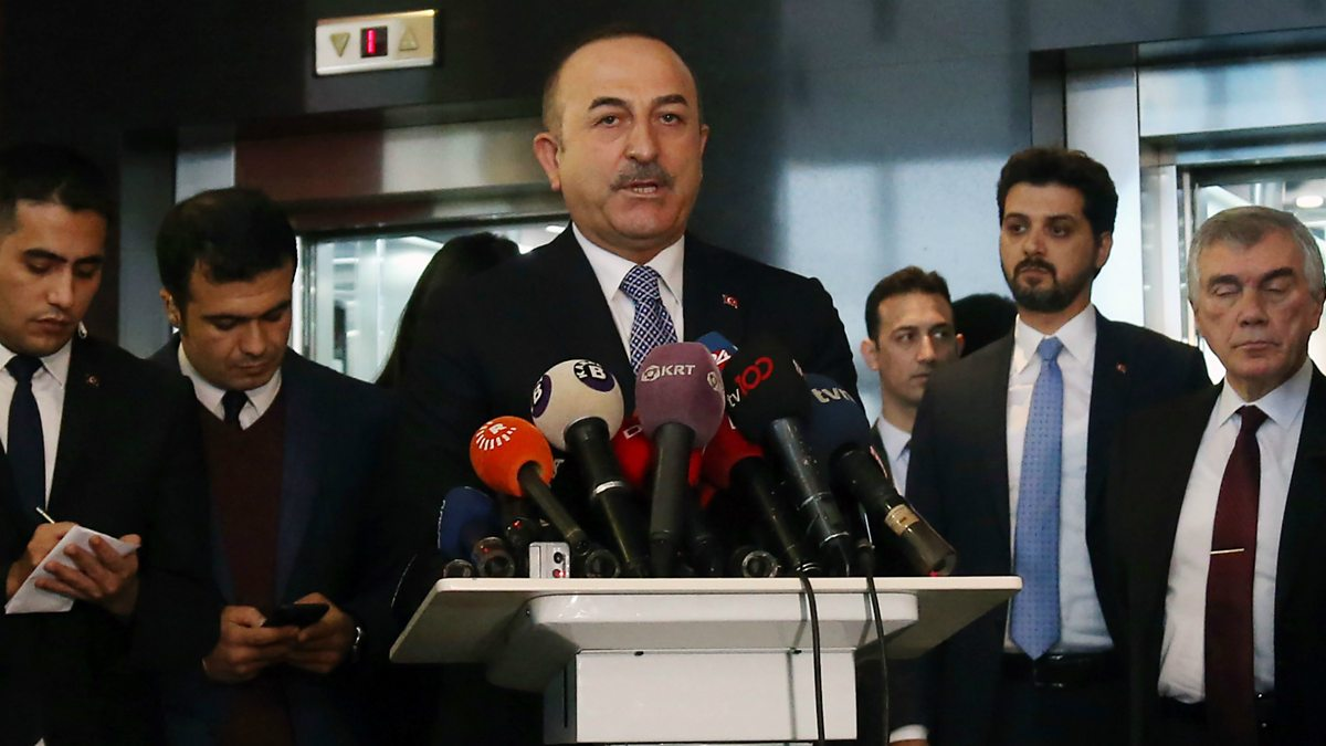 Libya conflict: Turkey to deploy troops thumbnail
