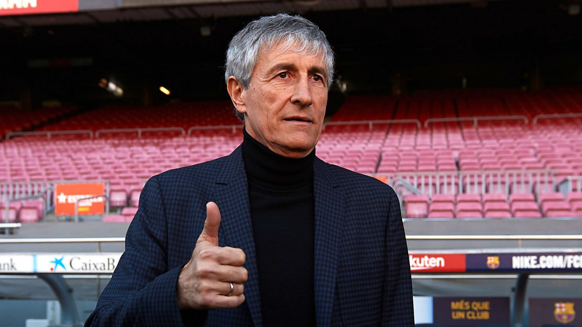 BBC Radio 5 live - Football Daily, Euro Leagues: Setien a ...