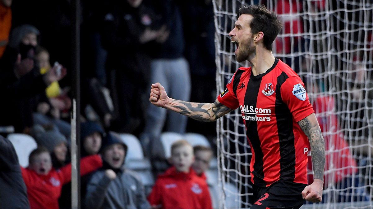 NIFL Premiership Highlights - 2019/2020: 26/01/2020