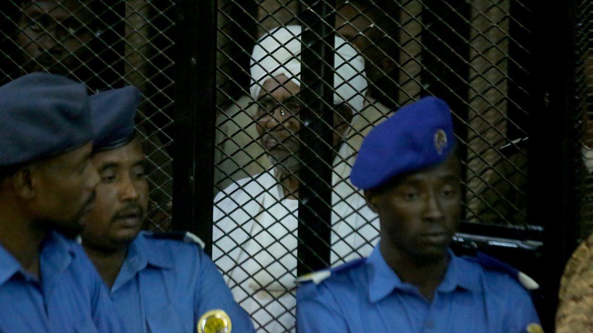 Omar al-Bashir: Sudan agrees ex-president must face ICC thumbnail