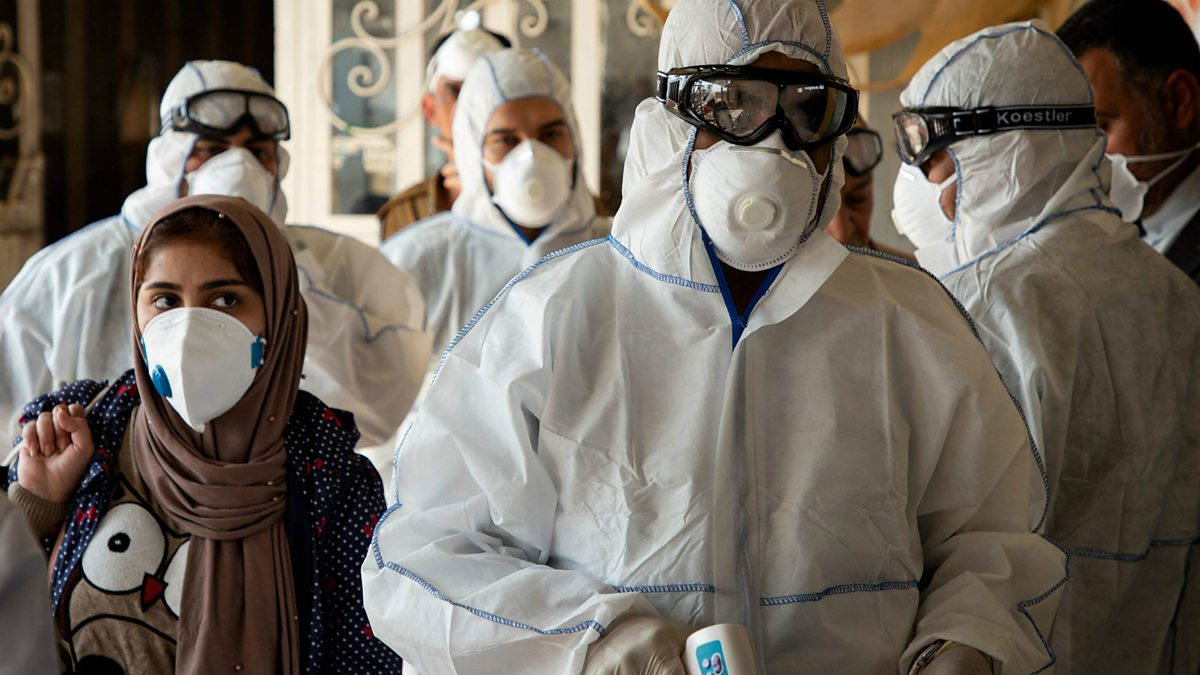 Coronavirus: 'Narrowing window' to contain outbreak thumbnail