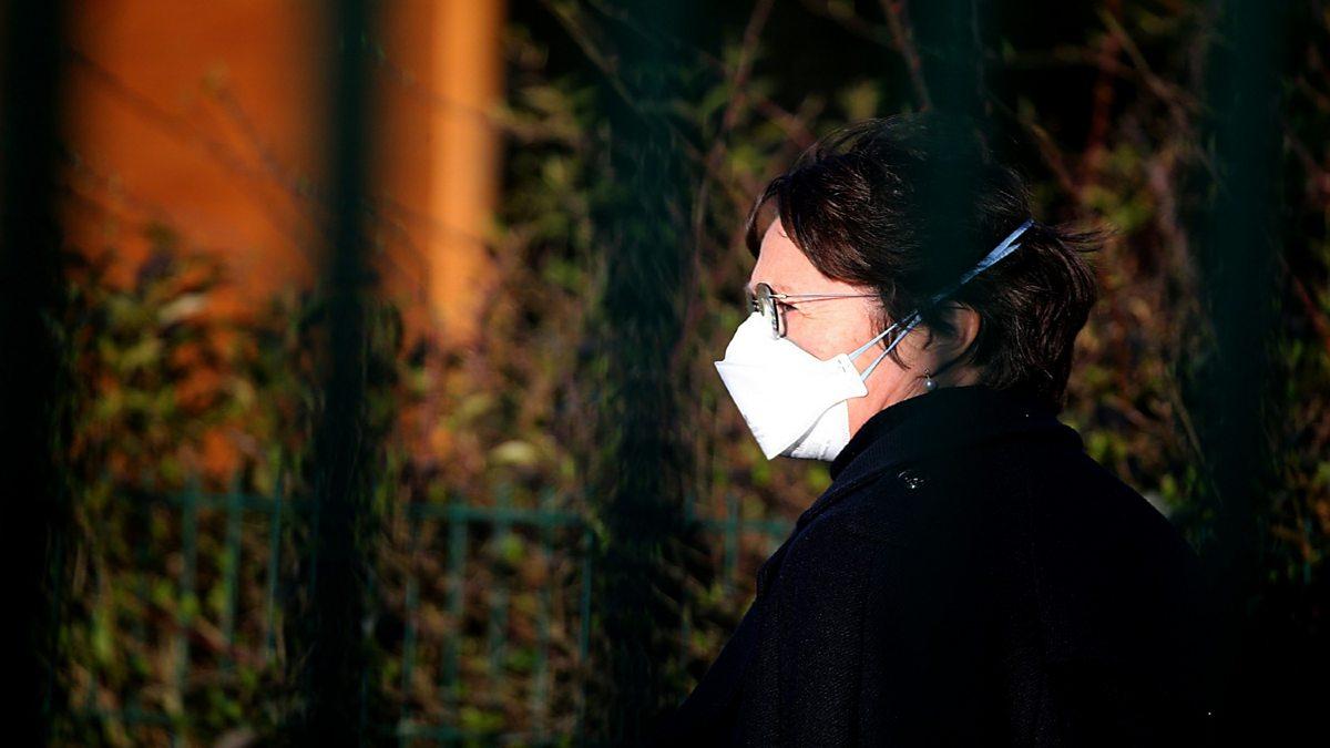 "France declares ""war"" on coronavirus thumbnail"