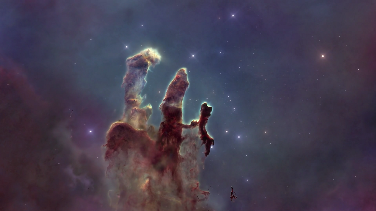 BBC Two - Horizon, 2020, Hubble: The Wonders of Space ...