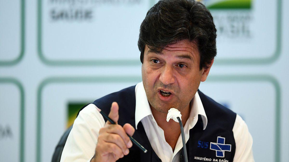 BBC World Service - HARDtalk, Luiz Henrique Mandetta: Brazil's ...