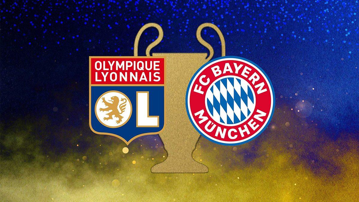 Live Radio Champions League