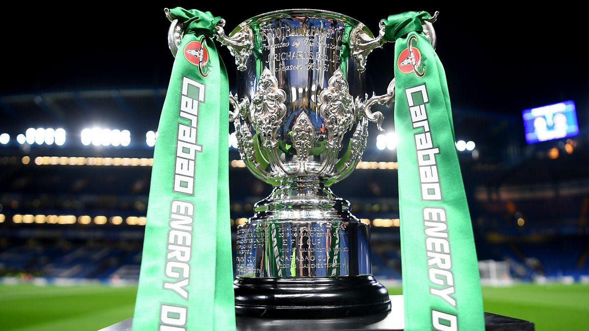 BBC Radio 5 live - 5 Live Sport, EFL Cup Football 2020-21, Stoke City v  Tottenham Hotspur
