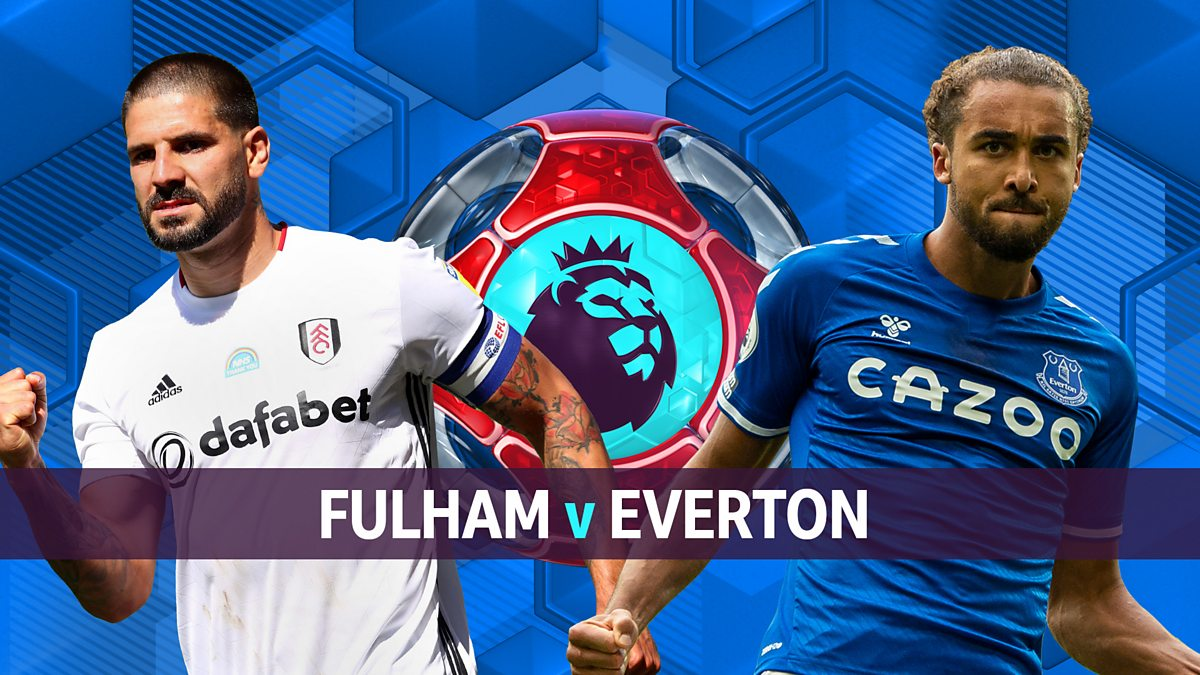 BBC One - Match of the Day Live, Premier League, Fulham v Everton