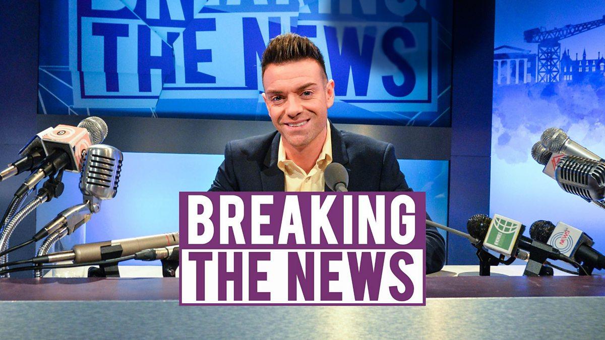 BBC iPlayer - Breaking the News - Specials - TV: 1 ...