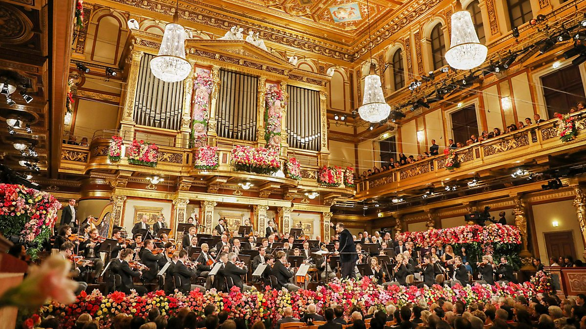 BBC Two - New Year's Day Concert, Live from Vienna 2021