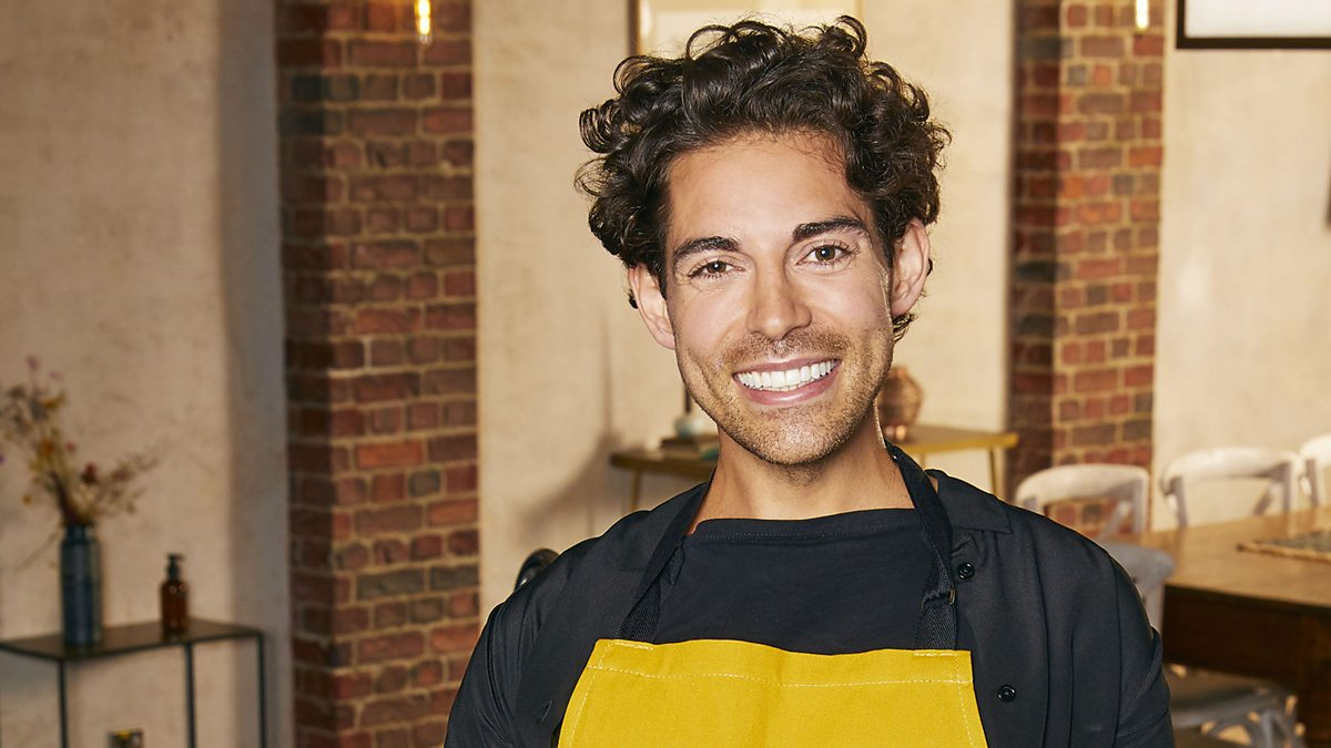 Bbc One Celebrity Best Home Cook Tom Read Wilson