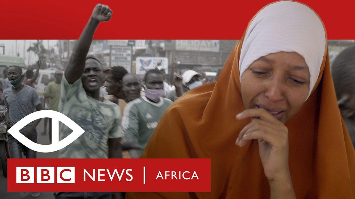 BBC World News - Africa Eye, The Bullet and the Virus