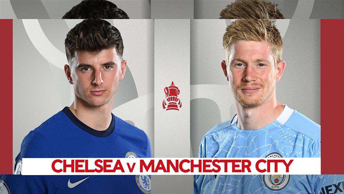 BBC iPlayer - The FA Cup - 2020/21: Semi-Final: Chelsea v ...