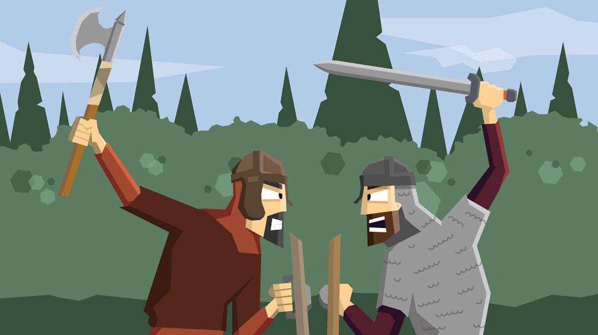 How Did The Vikings Fight Bbc Bitesize