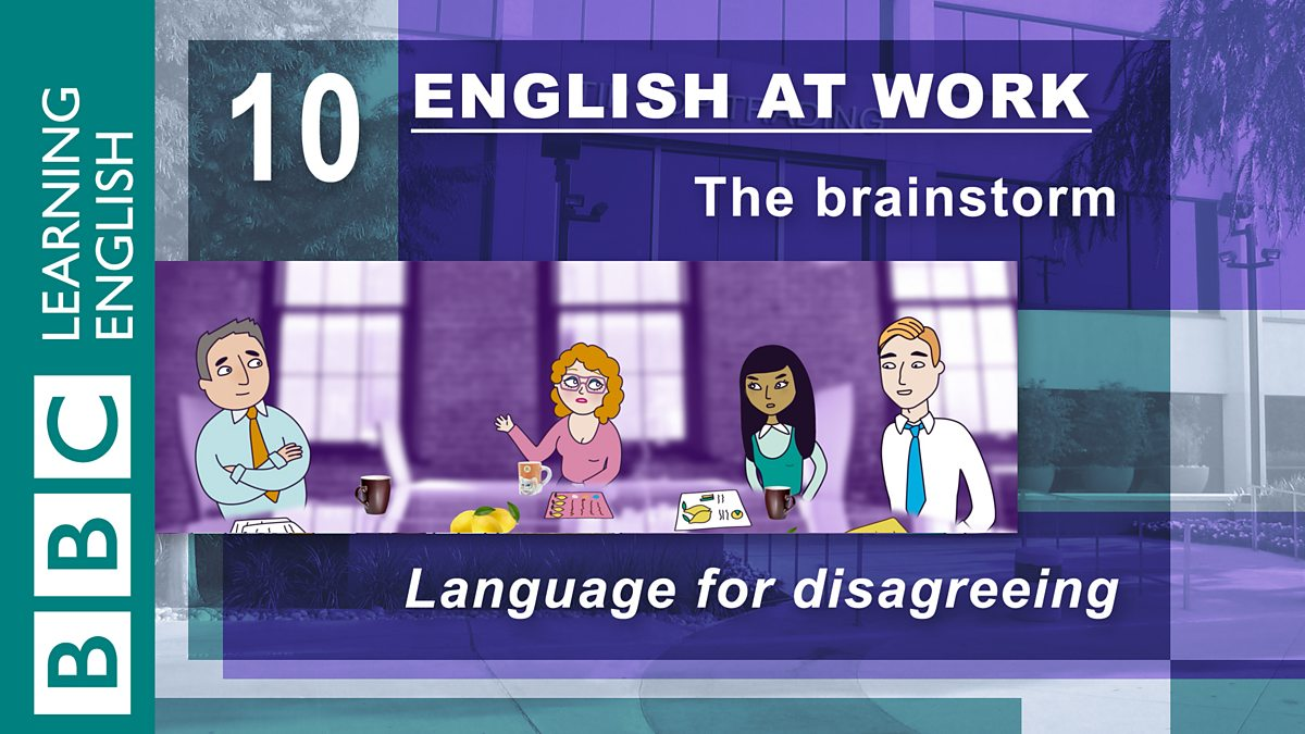 All About Anna 2016 English bbc learning english - english at work / the brainstorm