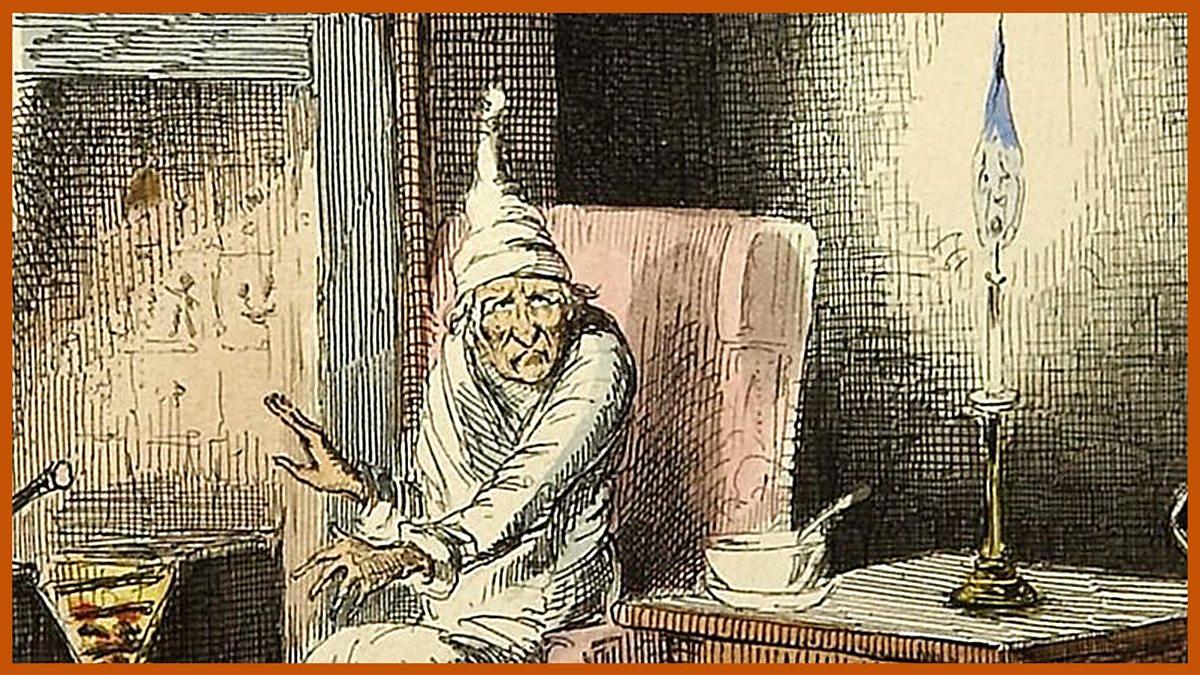 English KS2: A Christmas Carol. 1: Marley's ghost - BBC Teach