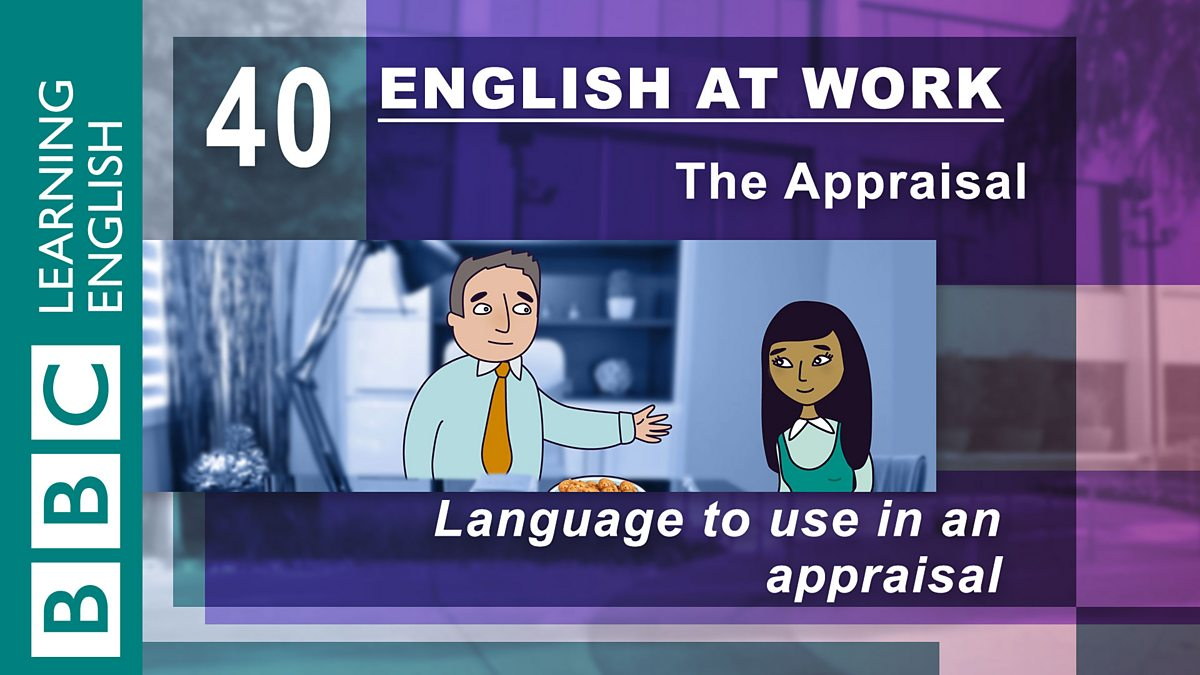 All About Anna 2016 English bbc learning english - english at work / the appraisal