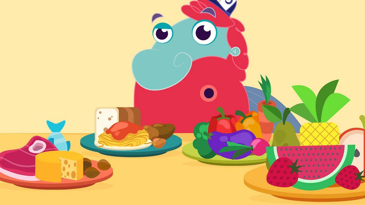 Food Group Games Ks2