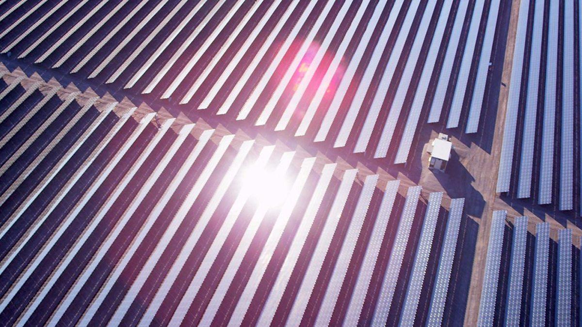 What Is Solar Energy Bbc Bitesize